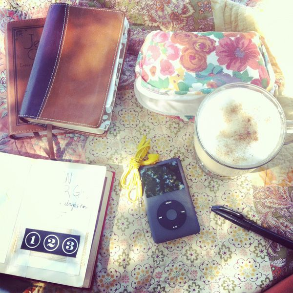 indie jane's journal process.