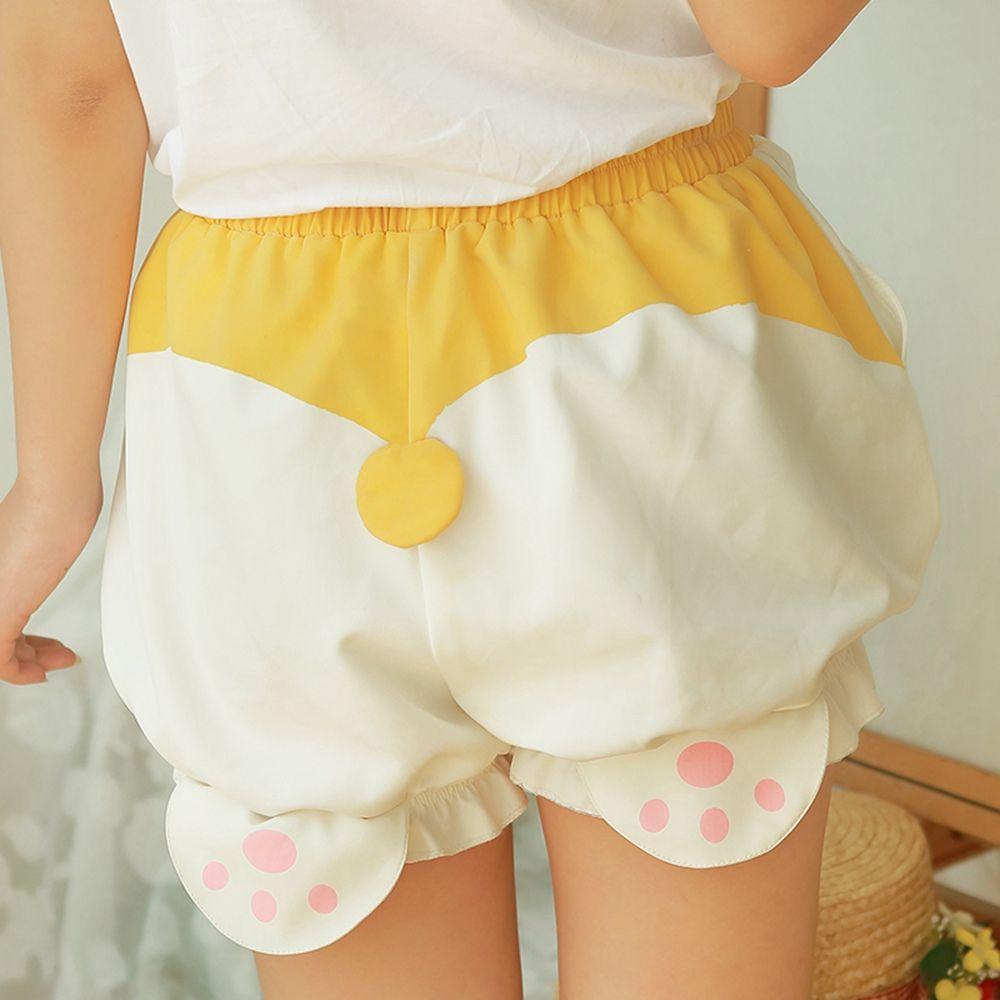 219da5e973 Corgi butt pajama shorts