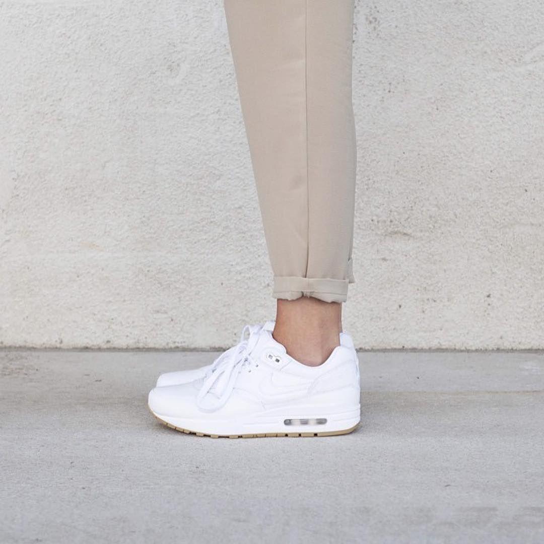nike sneakers femme blanche