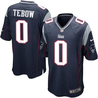 buy popular 24272 99dc5 The Tim Tebow Patriots jersey, now available for pre-order ...