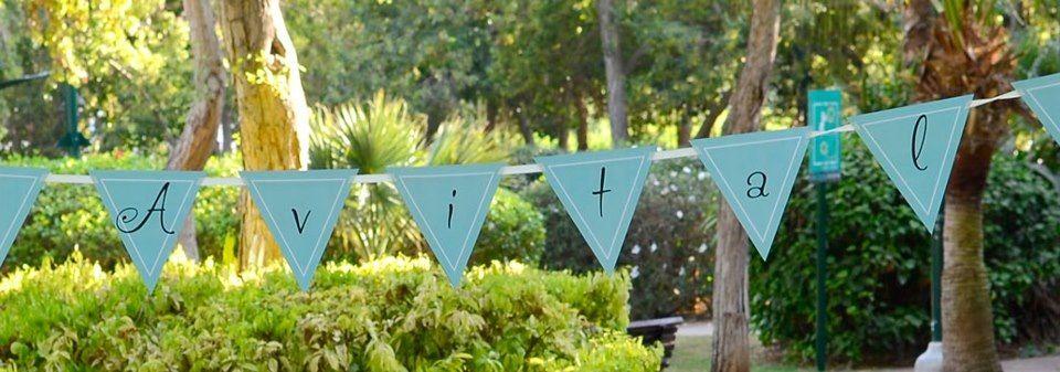 Tiffany party for Avital