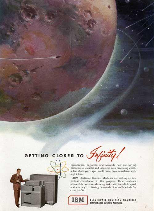 IBM Space Ad