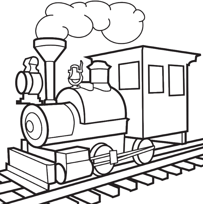 A Short Train Coloring Pages Transportation Coloring Pages Kidsdrawing Free Coloring Pages Online Coloring Pictures Train Coloring Pages Train Drawing