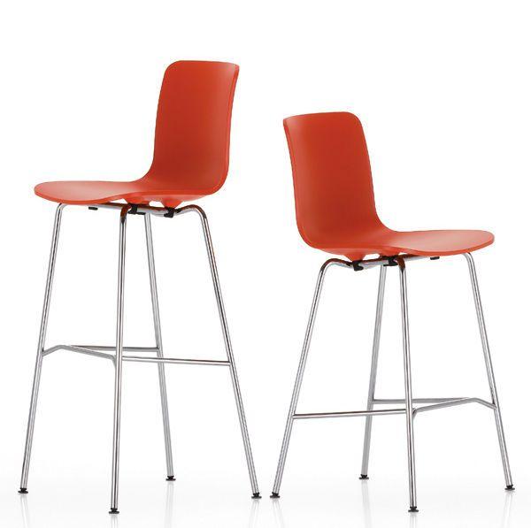 design bar chair by Jasper Morrison HAL STOOL MEDIUM/HIGH