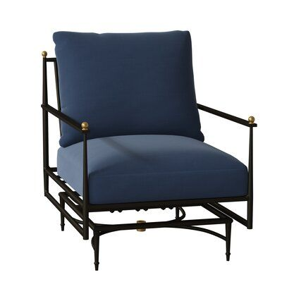 Summer Clics Roma Spring Patio Chair