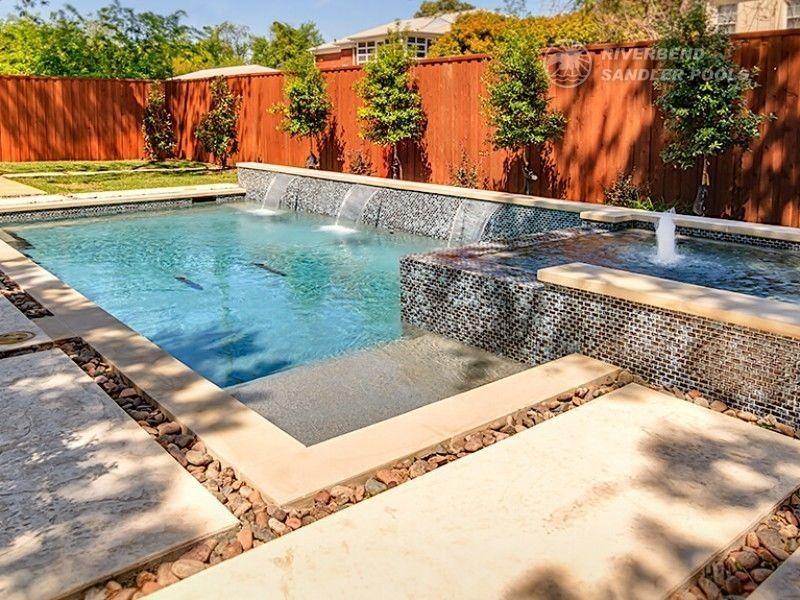 Geometric Pool Builder Dallas