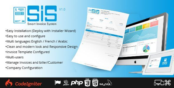 Download Smart Invoice System Nulled Latest Version themeslide - invoice web app