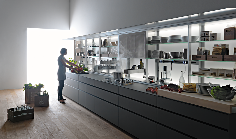 Luxury Kitchens Melbourne U0026 Sydney   High End Kitchen Designs   Valcucine    Rogerseller