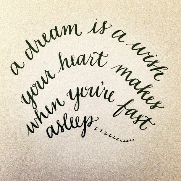 Handwritten Cinderella quote possible wall art #quotes ...