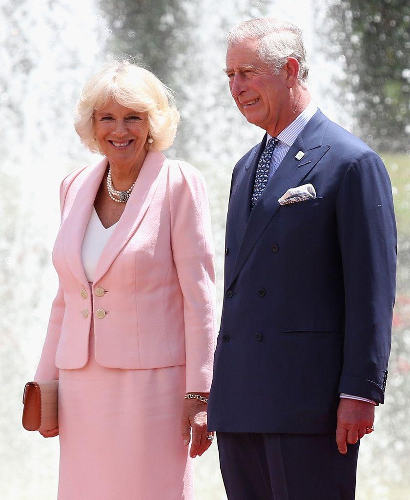 Camilla Parker Bowles Photos Photos: Prince Charles Visits Columbia ...