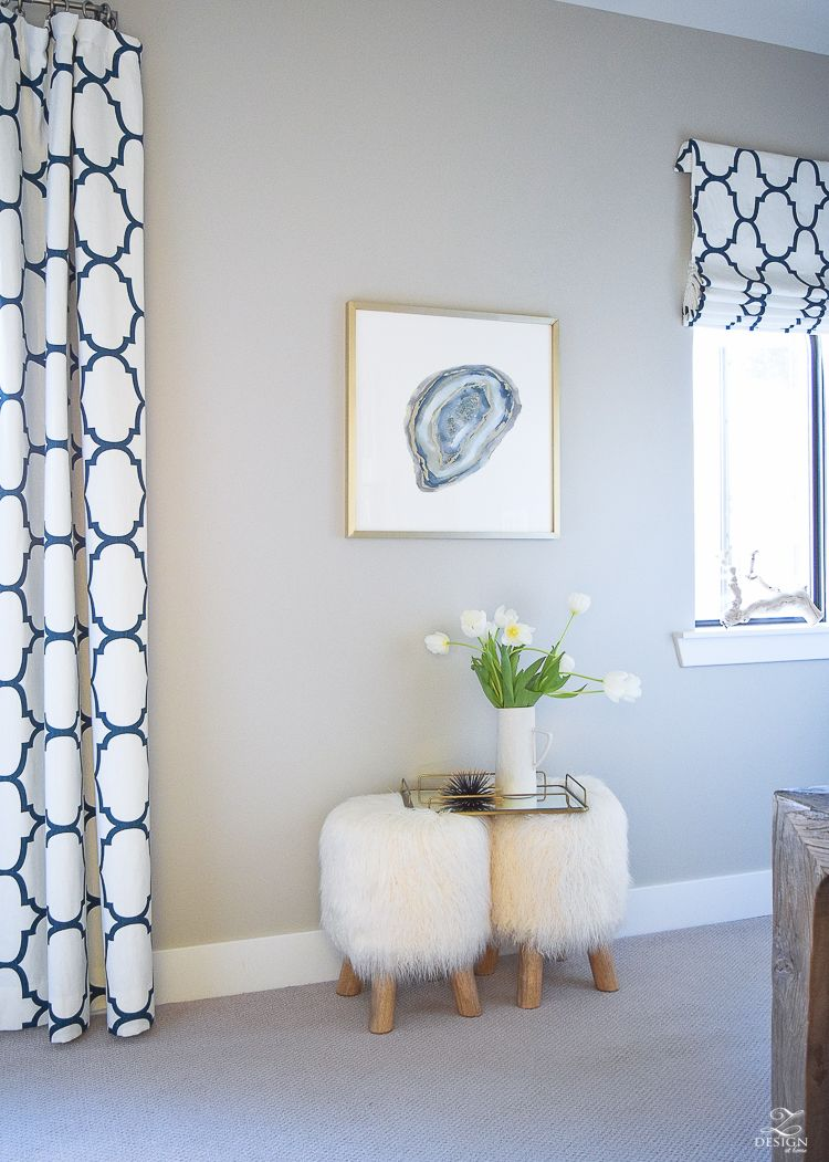 ZDesign At Home: Art Updates + Simple Tips for Hanging Art
