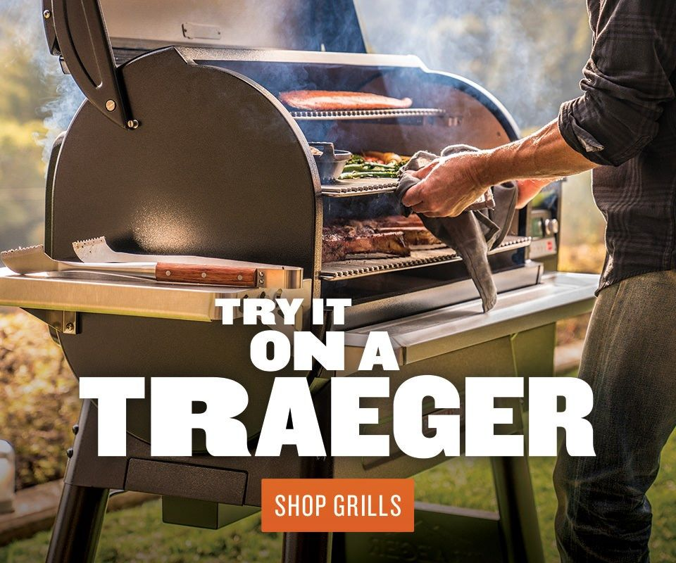 Traeger Grills   The Original & Best Pellet Grill (With ...