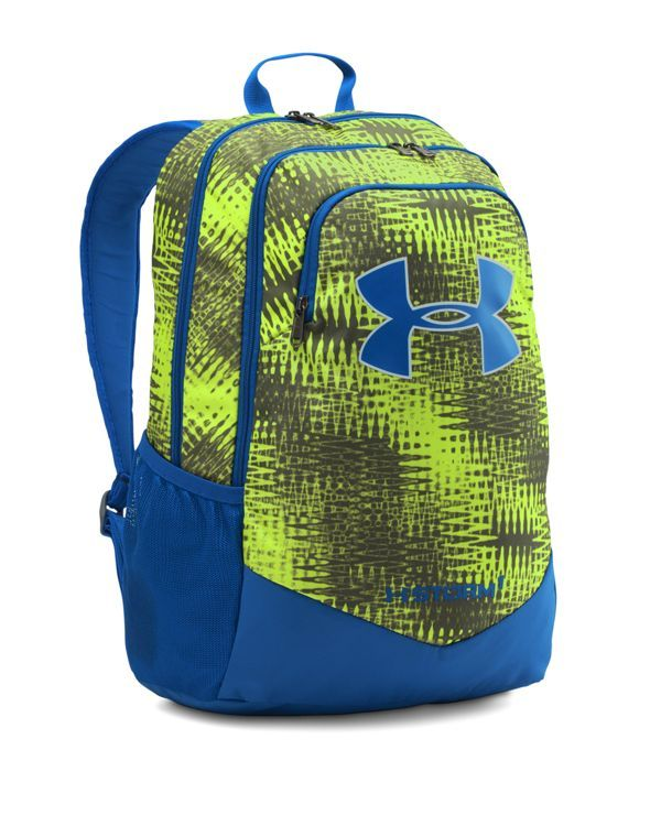 97f003bf26 Under Armour Boys  Scrimmage Backpack