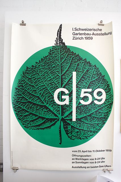 Cool Graphic Design, G59. #graphicdesign #poster [http://www.pinterest.com/alfredchong/]