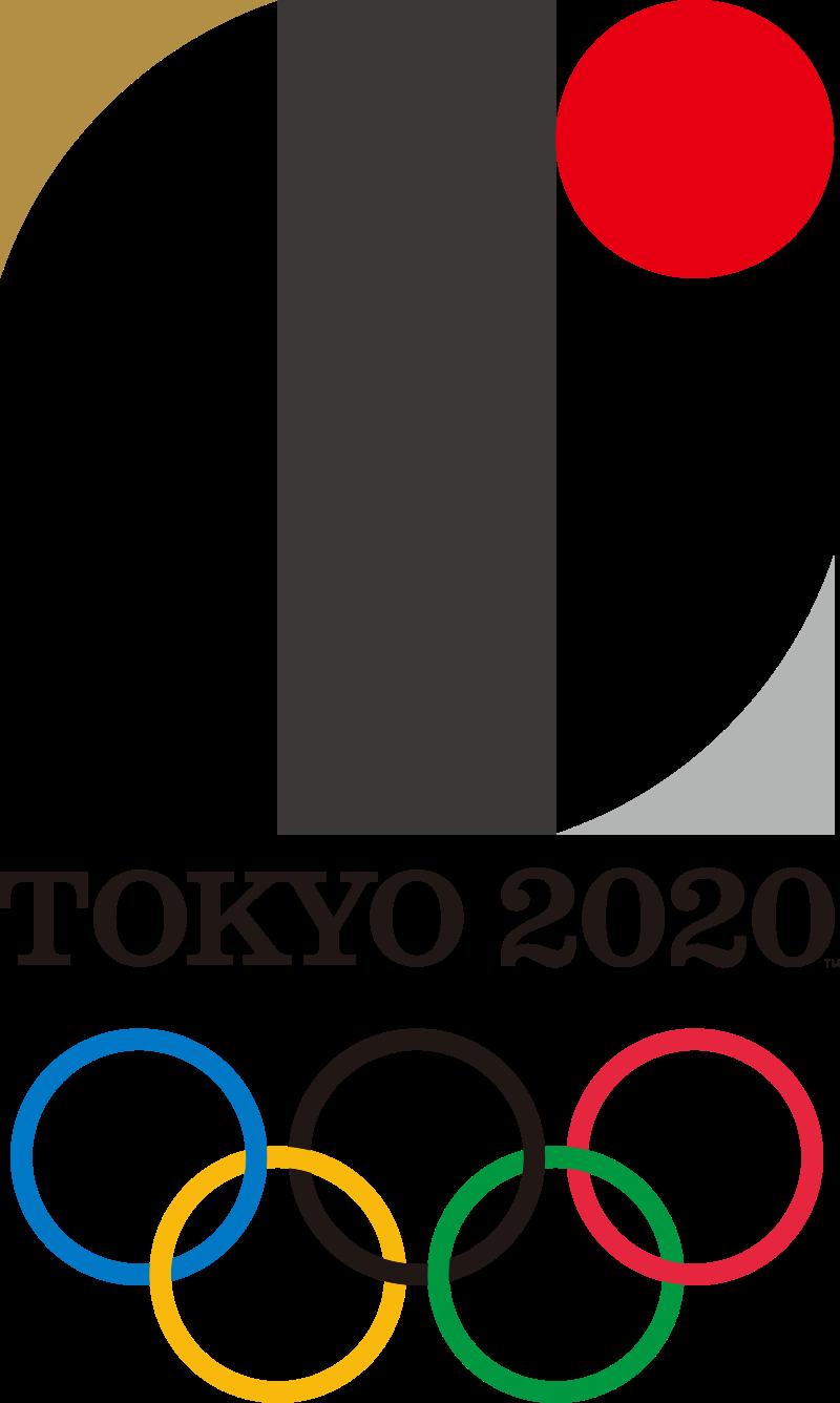 2020 Summer Olympics logo Juegos Olímpicos de Tokio 2020