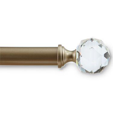 Royal Velvet® Crystal Curtain Rod - JCPenney