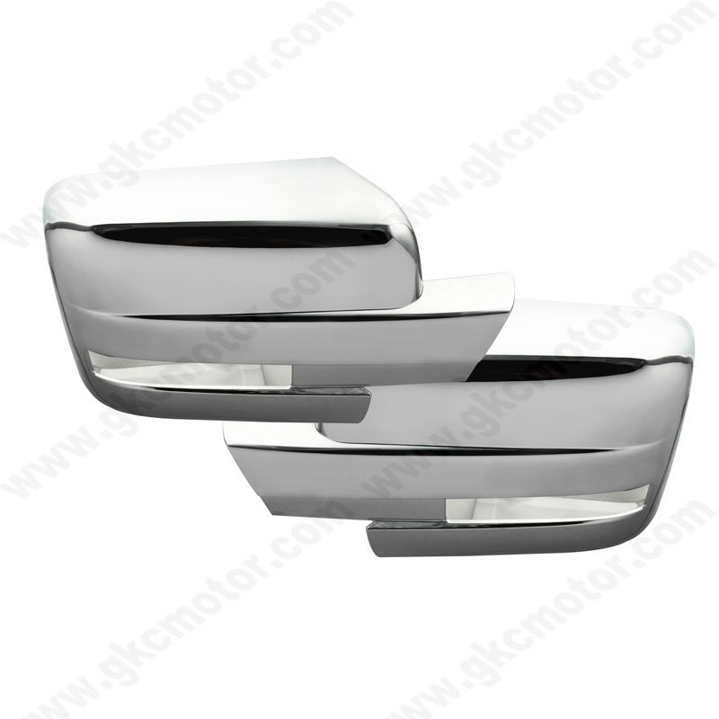 Gk 31012f Gk 31012fns 09 14 F150 Chrome Mirror Cover Chrome Mirror Chrome Mirror