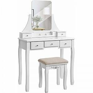 Dressing Table and Mirrors
