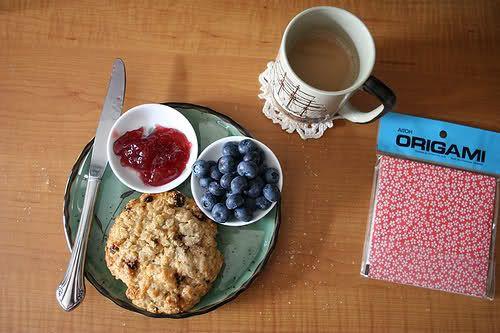 Breakfast. By Jennifer Rakowski « Life is uncertain. Eat dessert first.