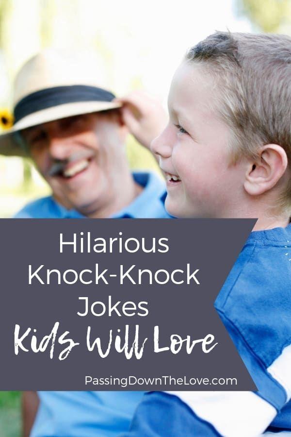 Make em laugh!   Funny jokes for kids, Jokes for kids