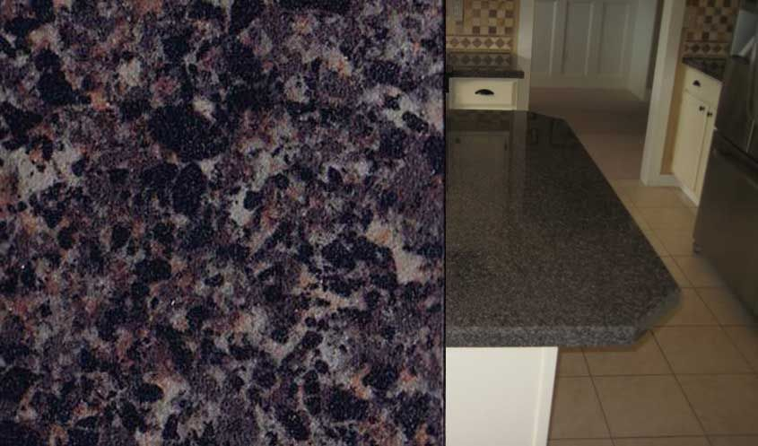 Wilsonart Blackstar Granite What We Put In Our Kitchen During Recent Remodel