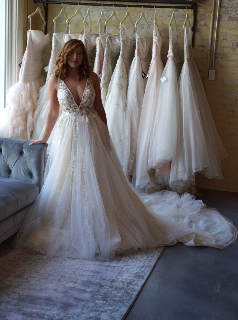 9f7e4f02b90 Dallas Bridal Boutique - The Blushing Bride boutique in Frisco ...