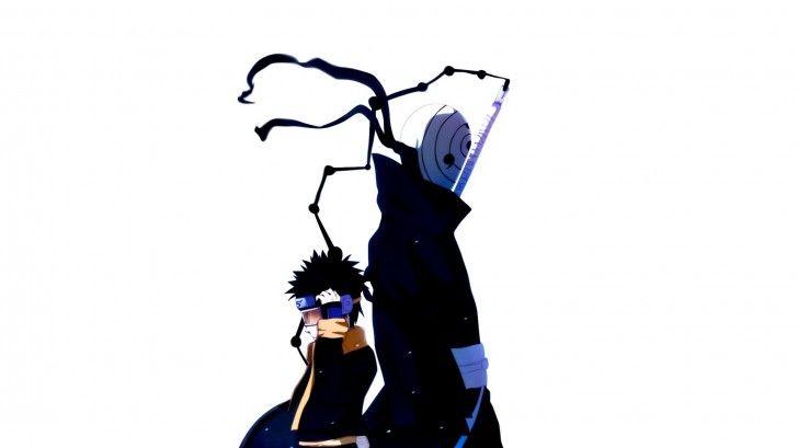 Uchiha Obito Wallpaper HD 1920×1080 Anime Picture