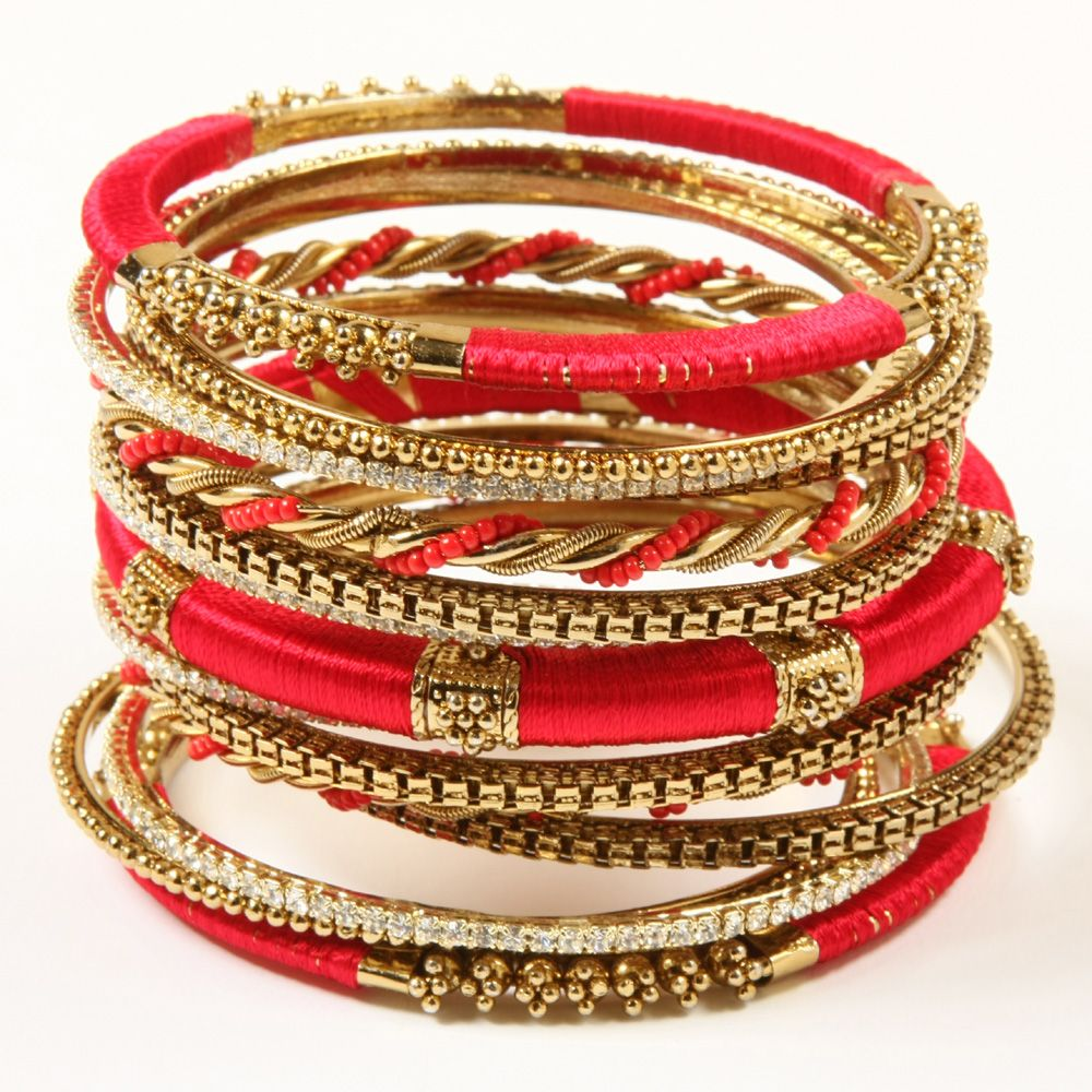 Rupal Bangle Set | I love me, Colors and Firecracker