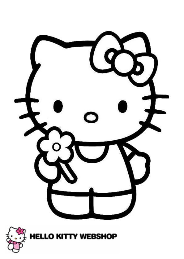 Gratis Kleurplaten Van Hello Kitty.Pin By Caroline Bates On Hello Kitty Kleurplaten Hello Kitty