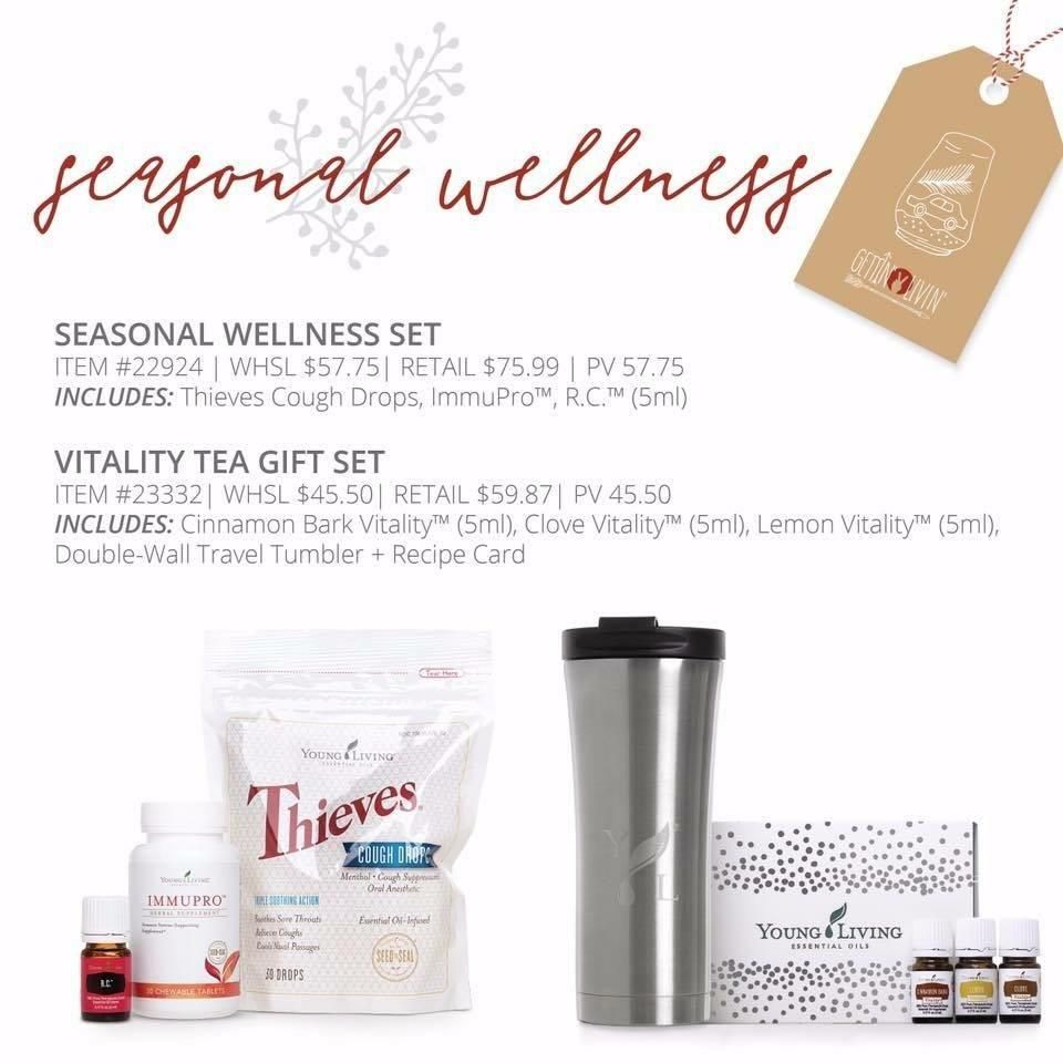 From the 2017 Holiday Catalog. While supplies last! Tea