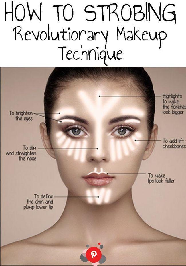 Glambarbie Strobing Is A New Makeup Technique This Technique