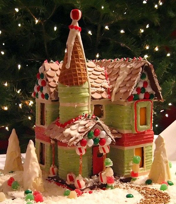 31 Amazing Gingerbread House Ideas Shari's Berries Blog