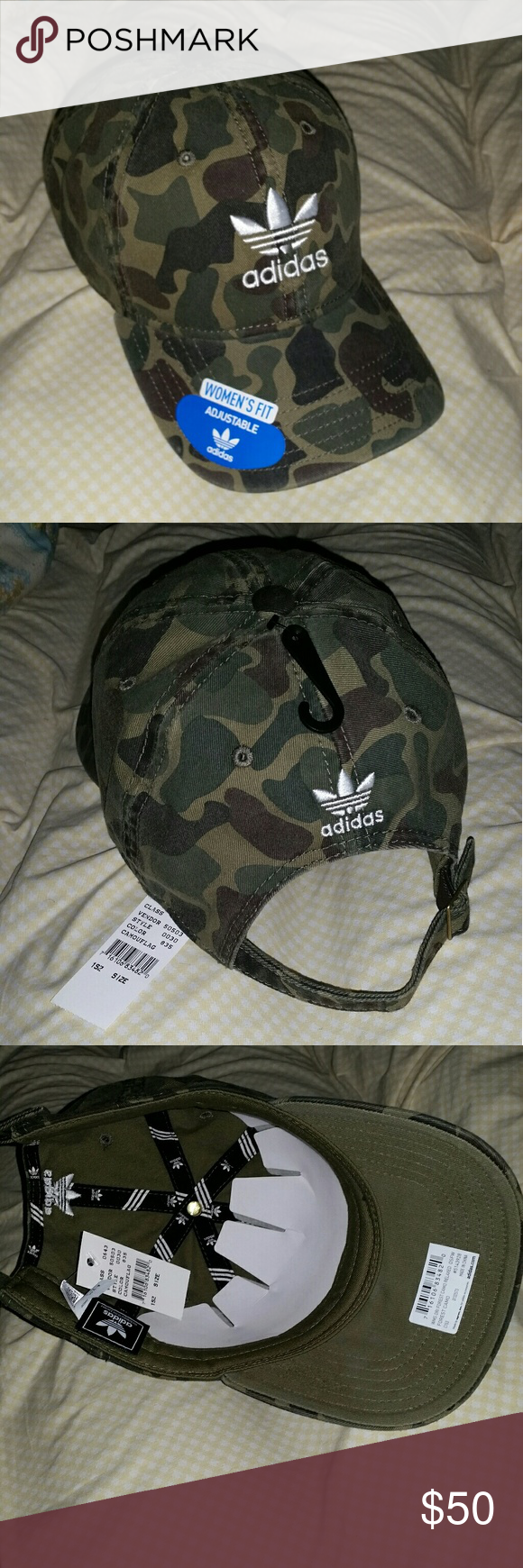 28bf407a4b230 Adidas Camo Dad Cap Brand new with tags Adidas adjustable cap TAGS  SUPREME  BAPE ADIDAS
