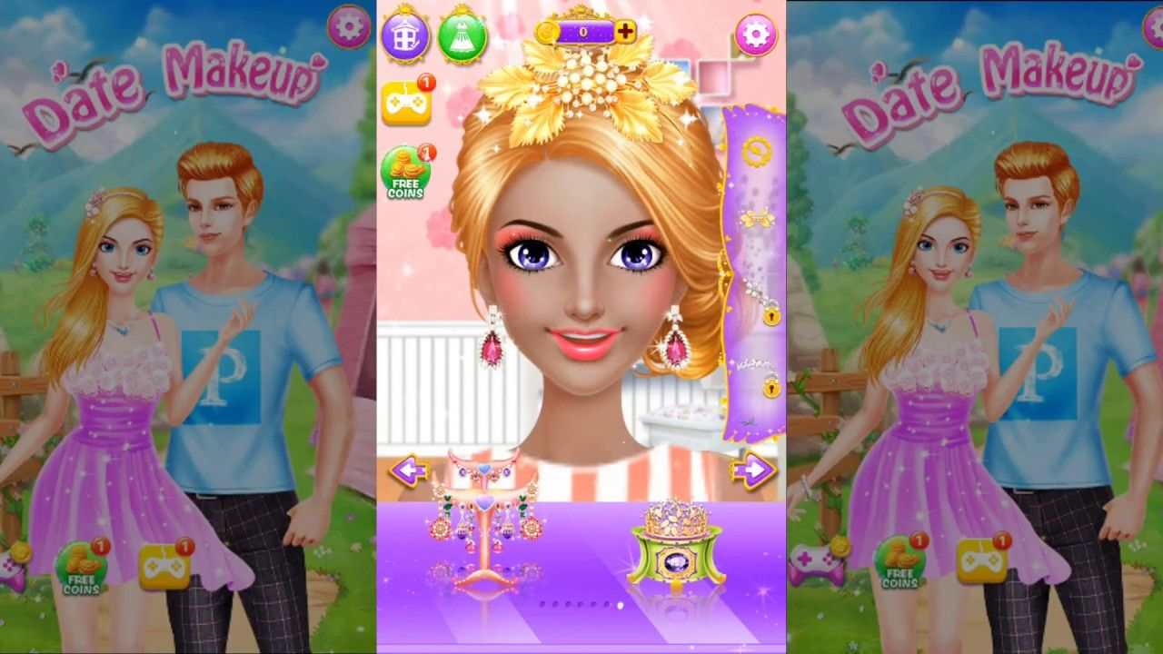 Dating makeover games