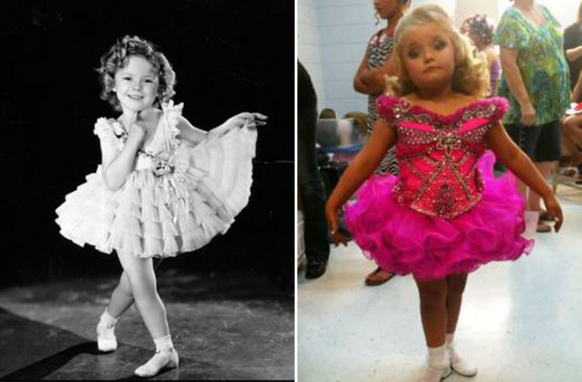 Is Honey Boo Boo the New Shirley Temple? What in the hell happened? ... JamesAZiegler.com