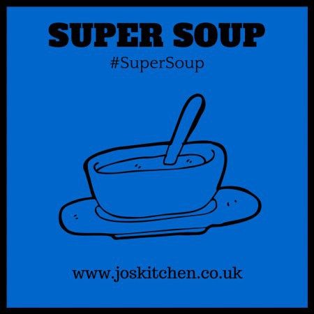 Super Soup – Spicy Butternut Squash and Sweet Potato Soup (Healthy, Delicious and great for Slimming World)…