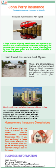 Pin On Best Flood Insurance Fort Myers