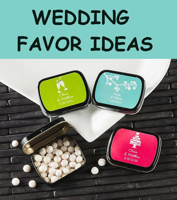 Wedding Favors, Gifts, and Accessories - Favor Gallery 1