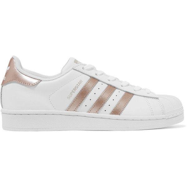 adidas originalssuperstar opaca e metallico di scarpe (40