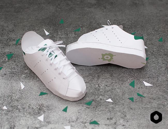 Les Iconiques : les Stan Smith d'Adidas | Chaussures de