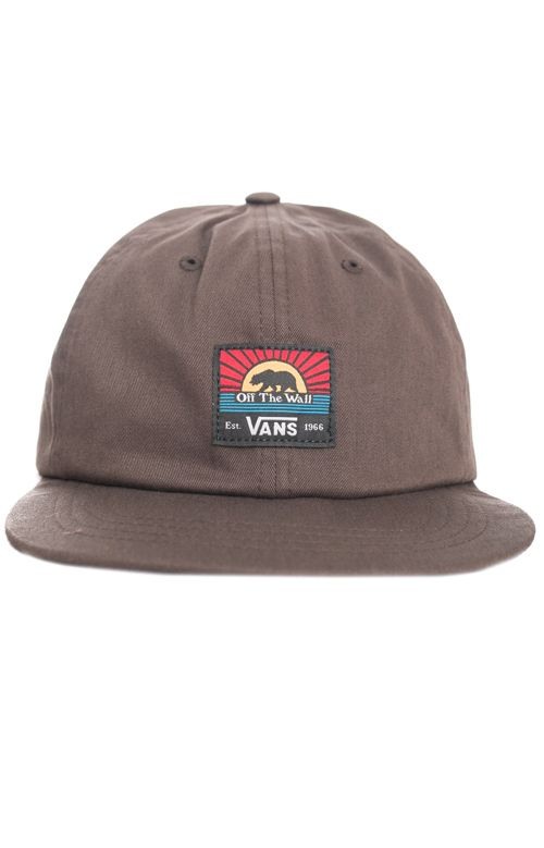 80fb04f5 Vans, Misfire Snap-Back Hat - Brown in 2019   Style Inspiration- Men ...