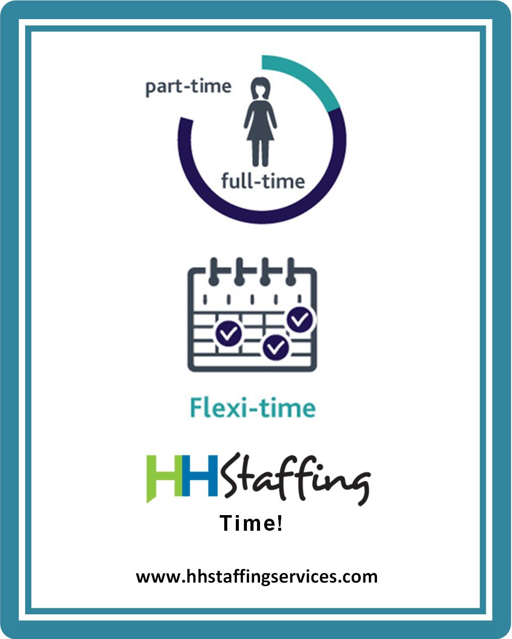 Whether You Are Job Seeker Or Employer Hh Staffing Services Can Be A Great Resource For You We Staff For Part Time Full Job Seeker Positivity Florida State