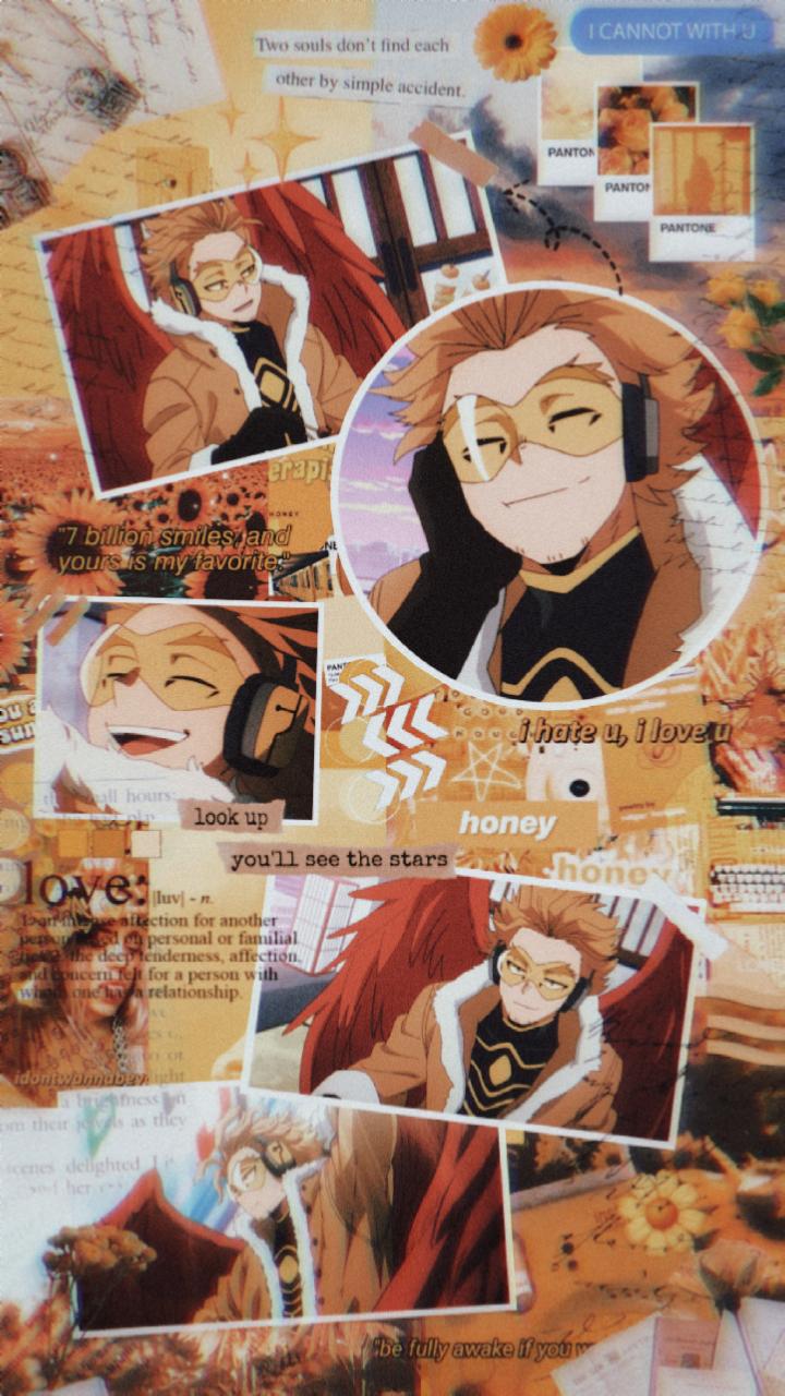 Hawks Bnha Bokunoheroacademia Mha Myheroacademia Keigotakami Takamikeigo Takami Keigo Aestetic A In 2020 Hero Wallpaper Cute Anime Wallpaper Anime Wallpaper