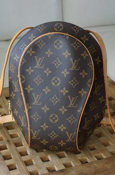 e1930703a64c Louis Vuitton Ellipse Sac A Dos Monogram Canvas Backpack 66% off ...