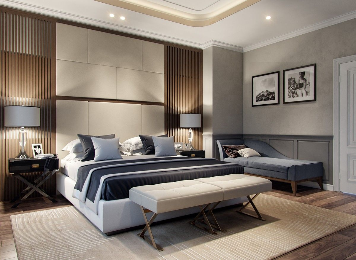 Pin by Tahir Faruqui on Master Bedroom Apartment