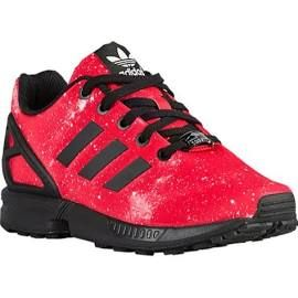 Provided Running Shoes Mens adidas Originals ZX Flux Scarlet/Black/White