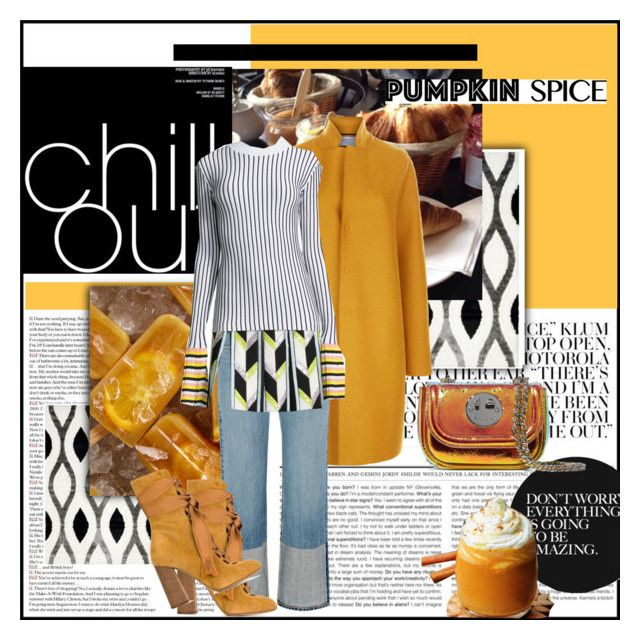 """""""Pumpkin Spice Style"""" by stylemeup-649 ❤ liked on Polyvore featuring Safavieh, Harris Wharf London, Hill & Friends, rag & bone, Emilio Pucci and Chloé"""