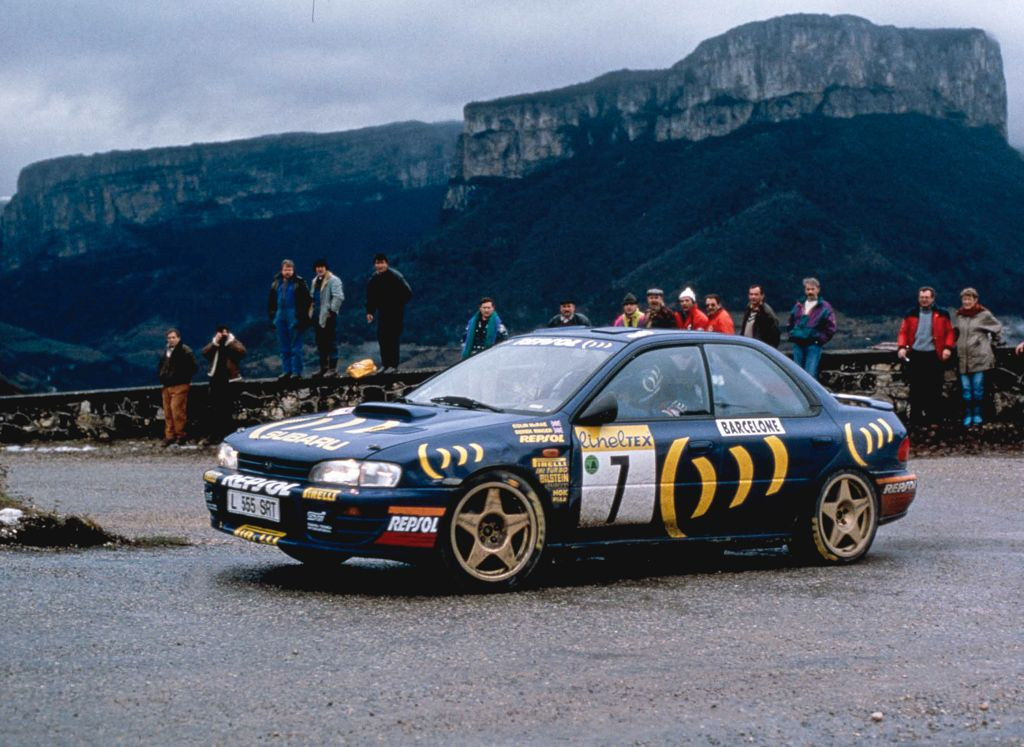 subaru impreza gr a rally c sainz monte carlo rally car subaru wrc subaru sport rally car subaru wrc subaru sport
