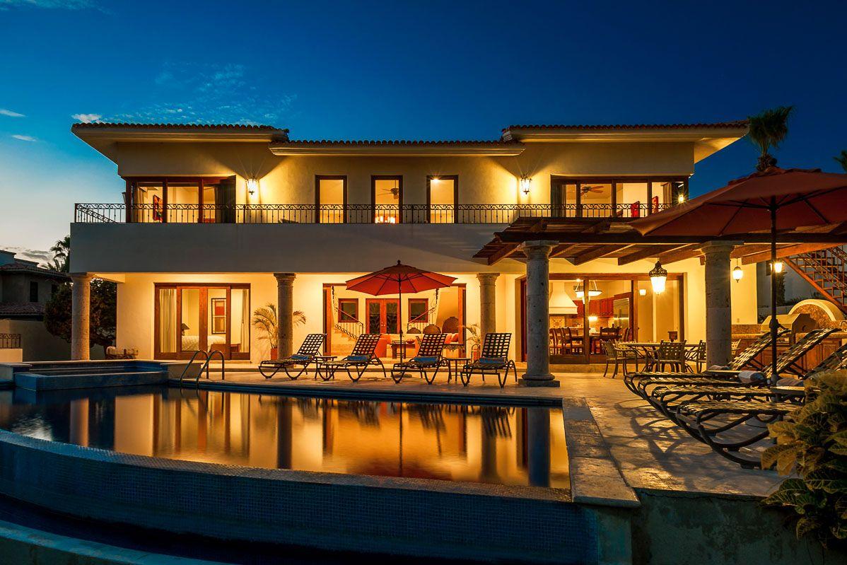 Casa de Phoenix Punta Ballena - Cabo San Lucas - Mexico