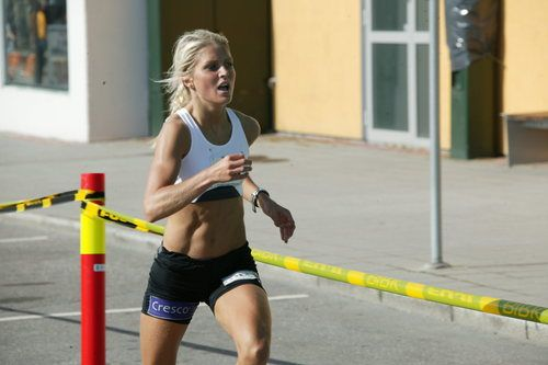Therese Johaug - the most beautiful athlete in the world